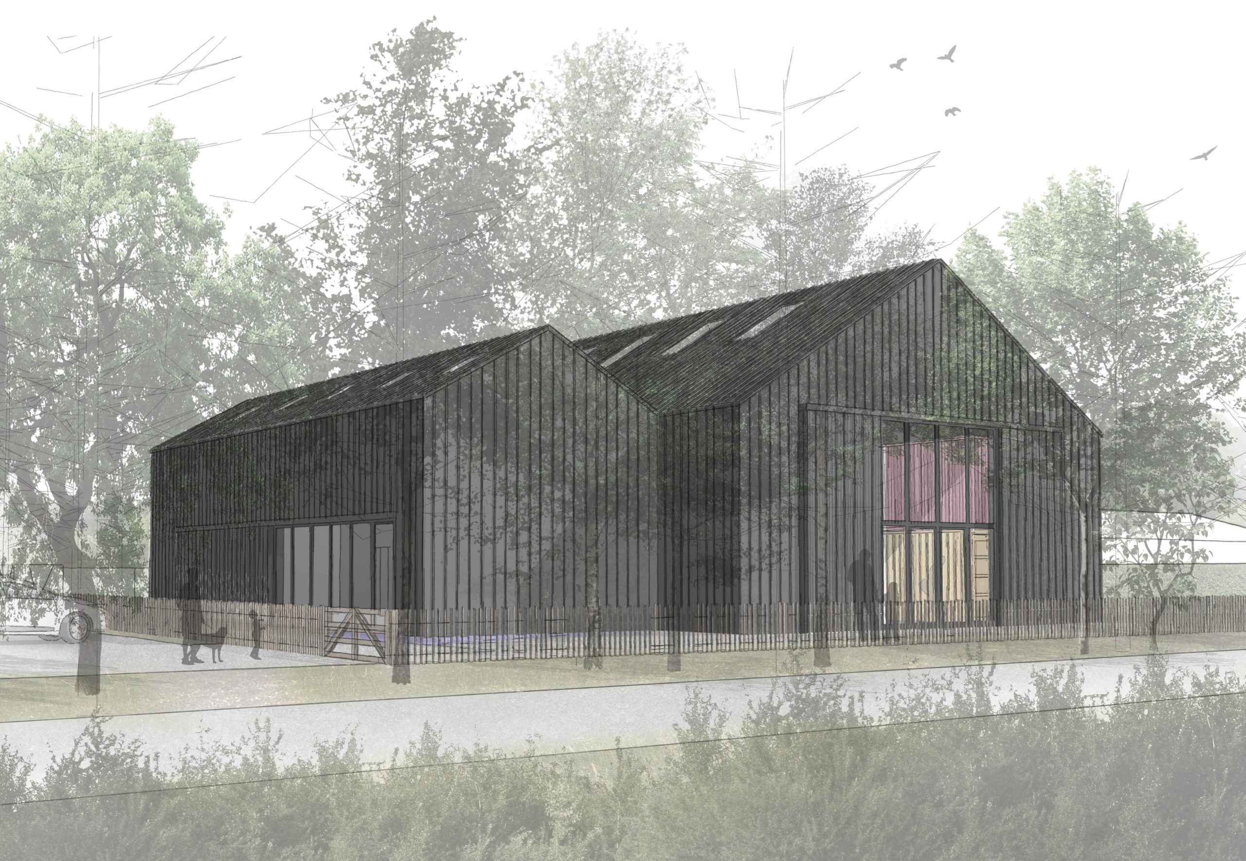 The Barn Project